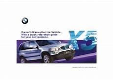 car repair manuals download 2001 bmw x5 navigation system download 2001 bmw x5 4 4i owner s manual pdf 223 pages