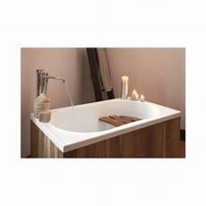 baignoire place baignoire gain de place 120x70cm minime greenacryl robinet co