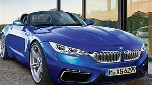 2018 BMW Z5  Exterior Cars Roadster Model