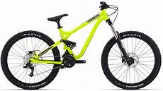 small smaller smallest commencal dh bikes
