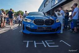 I Saw The 2020 BMW M135i At 2019 Goodwood Festival Of