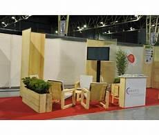 banque d accueil eco mobilier bois de palette recycl 233