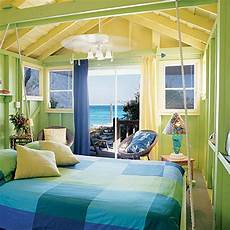 Yellow And Green Bedroom Decorating Ideas by Tropical Bedroom Design Green And Yellow Tropical