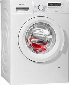siemens waschmaschine wm14k220 a 7 kg 1400 u min