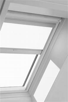 Velux Dachfenster Sichtschutz - velux integra sichtschutz rollo rsl farbe 1028 wei 223