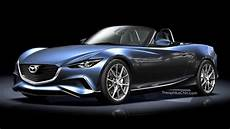 New Mazda Mx 5 Rendered Top Gear