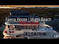 faena house miami beachside penthouse with layers of faena house miami penthouse for sale 55 million