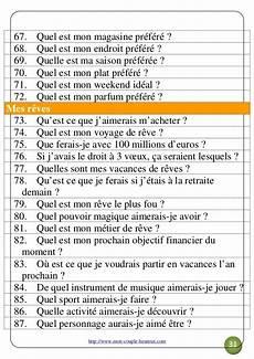 200 Questions Pour Votre Jeu Pour Faire