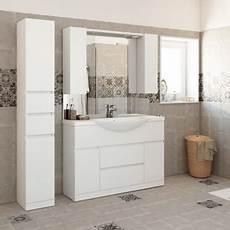 leroy merlin specchi da bagno mobile bagno elise bianco l 120 cm prezzi e offerte