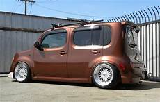 Modified Nissan Cube 4 Tuning