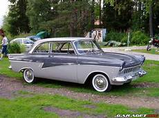 Taunus Garage by Garaget Ford Taunus 17m P2 1960