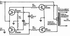 dc to dc ac inverter circuit diagram wiring radar