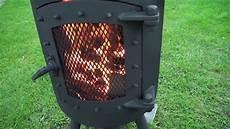 gasflasche ofen bauen der neue fg 2017 outdoor ofen gl 252 hweinwarmhalter