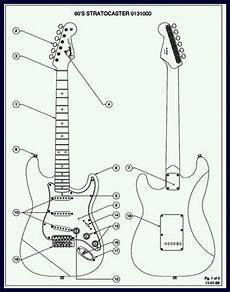 fender 1960 s stratocaster wiring diagram and specs