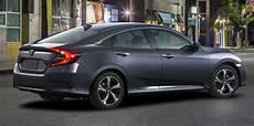 2016 Honda Civic Sedan Unveiled Photos 1 Of 9