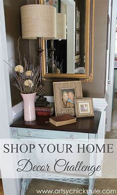 decor your home a decorating challenge shop your home foyer part 2