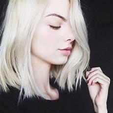 Le Blond Polaire Une Couleur Tendance Le Lab Hairstylist