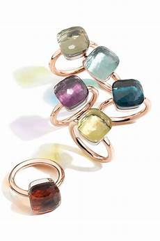 pomellato nudo collection 342 best pomellato images on 18k gold rings