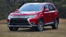 mitsubishi outlander test 2016 2016 mitsubishi outlander test drive review
