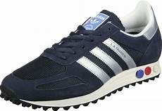 adidas la trainer og shoes blue silver