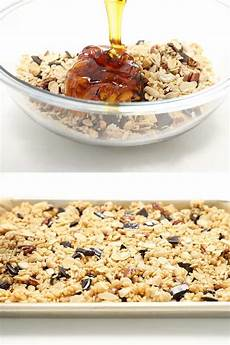 homemade cereal bars the healthy cereal bar recipe