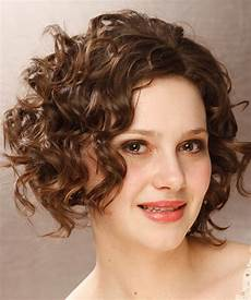 short curly formal hairstyle hair color