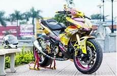 Mx King Modif Road Race by 45 Gambar Modifikasi Jupiter Mx King 150 Ala Road Race Terbaru