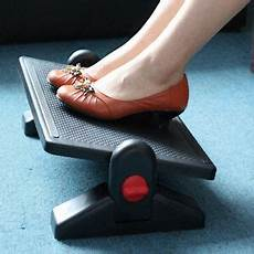 dxracer ergonomic adjustable foot rest office stool fr6033 ottomans footstools ebay