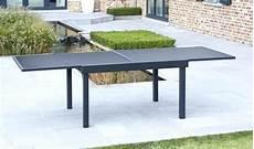table de jardin extensible 12 personnes table exterieure extensible salon 8 places table a