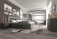 deco chambre adulte contemporaine chambre adulte contemporaine ch 234 ne noir elys chambre