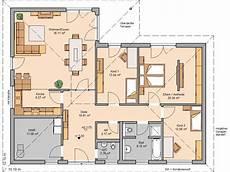 Bungalows Haus Grundriss Bungalow Kern Haus Und Haus