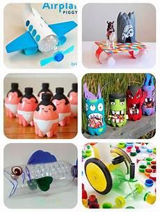 30 manualidades recicladas con botellas ideas escolares manualidades recicladas con botellas