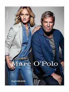 Jeff Bridges For Marc O Polo Summer 2014 Caign