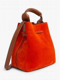 gerard darel mini saxo leather colour block shoulder bag