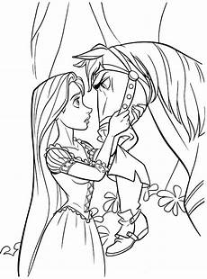 Gratis Malvorlagen Rapunzel Free Disney Princess Tangled Rapunzel Coloring Sheets For