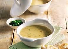 soupe de pommes de terre au persil