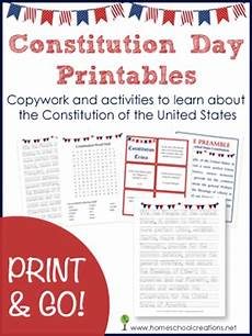 constitution day printables free printables