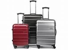 5 valises rigides de marque au meilleur prix en octobre 2019