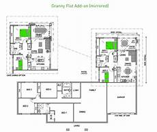house plans with granny flat attached attached granny flats granny flat bedroom house plans
