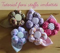 fiori in tessuto tutorial fiori in stoffa imbottiti sanotint light tabella colori