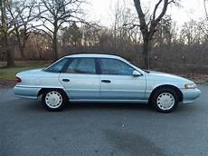 how to fix cars 1993 mercury sable head up display 1993 mercury sable gs sedan 4 door 3 0l 49k miles clean reliable transportation classic