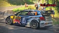 de rallye wrc adac rallye deutschland 2015 flat out show hd