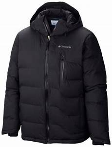 s powder hooded jacket with venting columbia