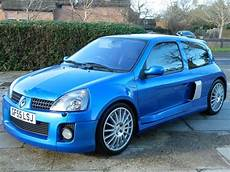 Classifieds Car Of The Day Raucous Renault Clio V6