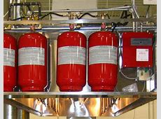 Dry Chemical Fire Suppression Systems   Extinguishers