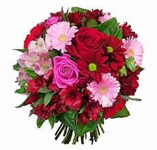 Bouquet De Fleurs Quot Tendre Quot Pour La Valentin