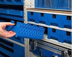 cassettiere per furgoni cassettiere multibox in plastica per allestimento furgoni