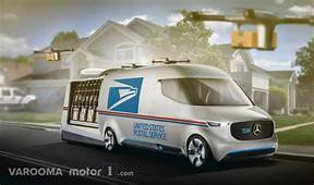 What If USPS Has Hummer Or Tesla As Part Of Their Delivery