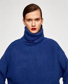 Pull Col Roulé Homme Zara Imagen 4 De Jersey Oversize Cuello Vuelto De Zara Jersey