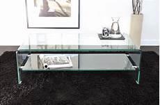 table basse rectangulaire en verre table basse rectangulaire en verre ottawa design sur sofactory